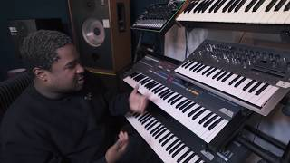 Byron The Aquarius shows how to get more funk out of your synth