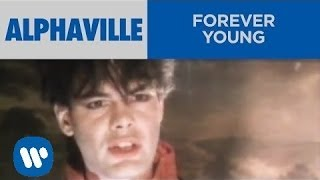 "Alphaville - ""Forever Young"" (Version 2) (Official Music Video)"
