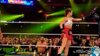 Ronda Rousey edit with Brock Lesnar theme song