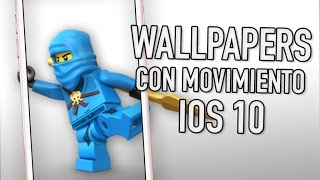 LOCOS FONDOS DE PANTALLA ANIMADOS iOS 10