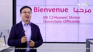 Huawei inaugure deux flagship stores à Casablanca