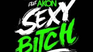 David Guetta feat. Akon - Sexy Bitch [HQ] Nice Sound