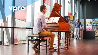 Francesco Corti - Johann Jakob Froberger/ from: Suite II (live @ Bimhuis Amsterdam