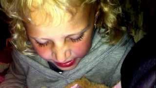 6 year old sings Ben Folds version of Golden Slumbers