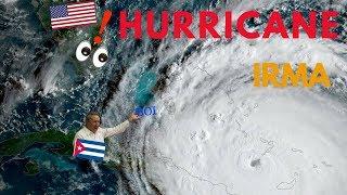 Hurricane Irma - NANI?!