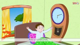 Tick tick says the clock- Meow Meow TV