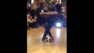 Tony Pirata and Sophie Fox - Luxembourg Kizomba Festival