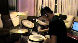 El Final- Rostros Ocultos/ Drum Cover by DS