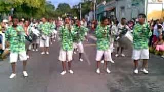 samba explosion carioca talento juvenil en margarita