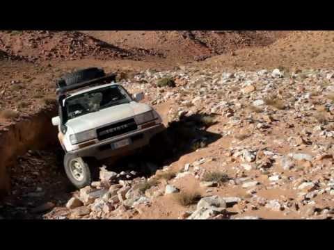 Morocco, 2010 (Toyota Land Cruiser)