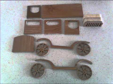 model araba yapımı