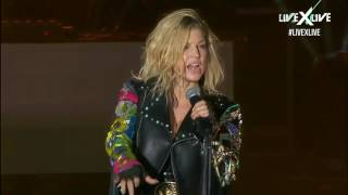 Fergie - Start Me Up (Cover) + Black Dog (Cover) @ Rock In Rio Lisboa 2016