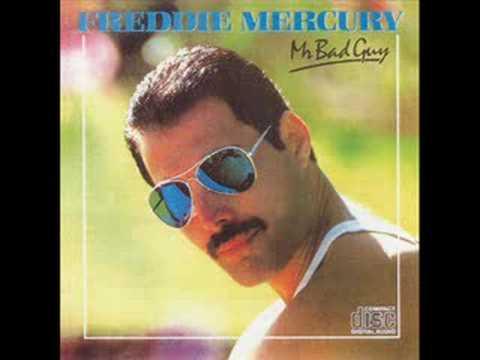 Man Made Paradise de Freddie Mercury Letra y Video