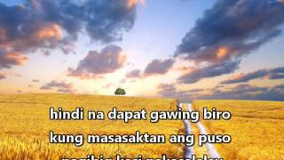 Pagkaingatan by Eurika with lyrics