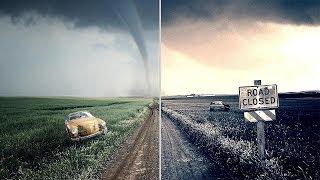 Photoshop Tutorial - Create Gloomy Effect / Sad look