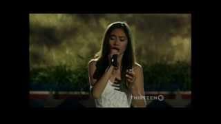 Jessica Sanchez sings The Prayer