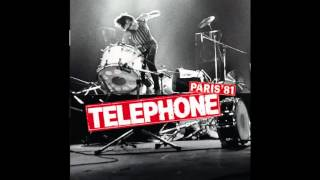 TELEPHONE - Ordinaire (Live 81)