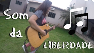 Maria Vitória Santana - Som da Liberdade (Cover DJ PV ft. Ivair filho & Tevão Lino)