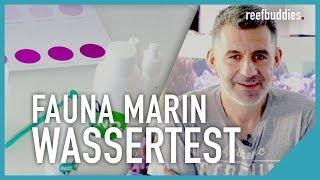 Markencheck: Fauna Marin Wassertest | reefbuddies