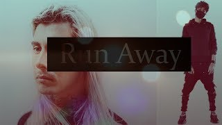 "GHOSTEMANE X SCARLXRD TYPE BEAT ""RUN AWAY"" [PROD BONEZ BLANKO]"