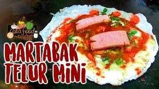 Martabak Mini Indonesian Street Food [Eng Subtitle] - Asta and Food