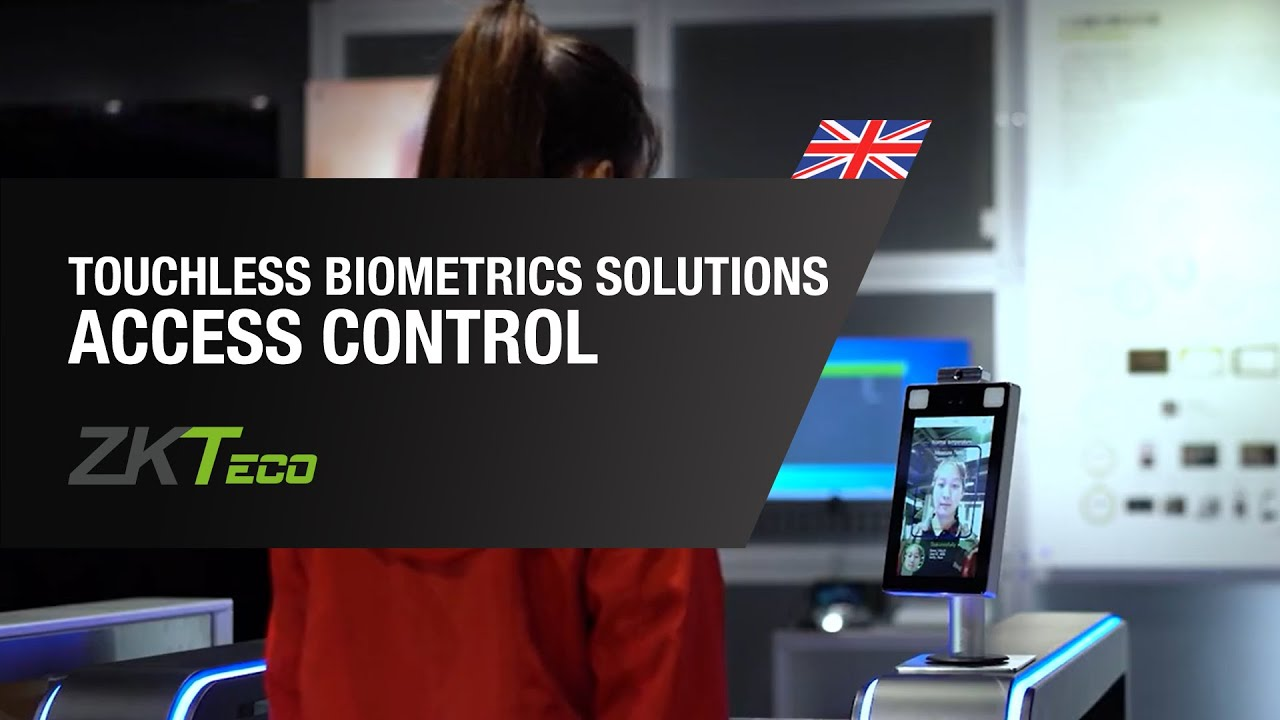 Touchless Biometrics Solutions for Access Control - ZKTeco