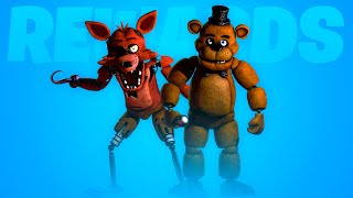 Fortnite Leak Could Possibly Be a Five Nights at Freddy\'s Crossover