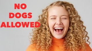 Funny Jokes - She Was Real Pretty But She Wont Allow Dogs.