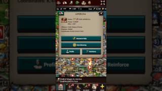 Game of War hero 130 5.5MT solo 😭