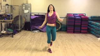 Zumba with Yas - Follow the Leader by Wisin y Yandel feat J.Lo