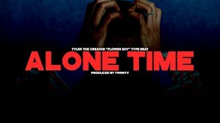 "[FREE] Tyler The Creator 'Flower Boy' Type Beat - ""Alone Time"""