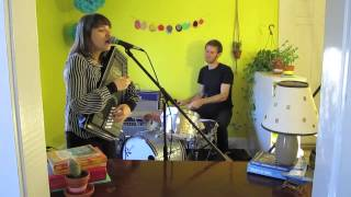 """Eric and Erica- """"One Two Three."""" NPR Tiny Desk Concert Contest Entry"""