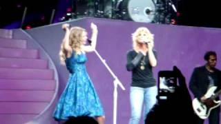 Taylor Swift Faith Hill The Way You Love Me Sommet Center Nashville 9/12 FULL SONG