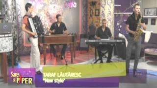 """Taraf Lautaresc la emisiunea """"Sare si Piper"""", JurnalTV, LIVE (2011)"""