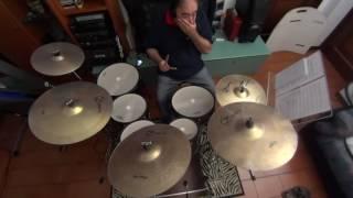 Lean On Major Lazer & DJ Snake Drum Cover Mapex HZB triggered on Roland Td 30