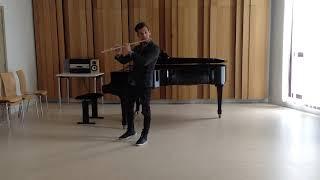 J. Andersen Etude n°3 Op.15 Etni Molletones