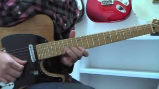 Pull Me Under -  Guitar Solo Cover / John Petrucci ( Dream Theater )