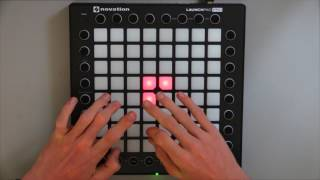 Chainsmokers - Paris (Subsurface remix/Exhale edit)   Launchpad Pro Cover