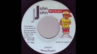 Wayne Wonder -  Menace (PEANIE PEANIE RIDDIM) 1994