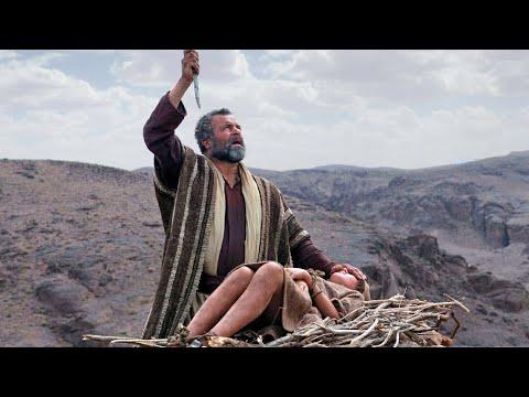 Bíblia Sagrada: O nascimento de Isaac e Deus prova Abraão no monte Moriá.