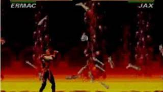 Let The Bodies Hit The Floor - Drowning Pool (Mortal Kombat)