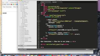 In 3 minutes learn to use JSONP with jQuery and  Node.js/Express