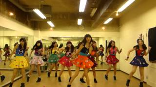 [SNSD Beep Beep] 踊ってみた cover dance by ぽちゅしで