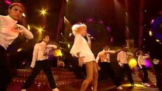 Geri Halliwell - Scream If You Wanna Go Faster - Live At Popkomm 2001