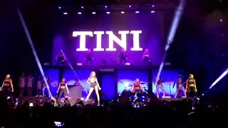 Confía en mi - TINI Got me Started Tour Santiago de Chile 10/09/2017 Movistar Arena