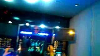 Taio Cruz - Dynamite (Live @ 2day FM Rooftop Party,Sydney)