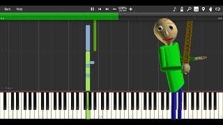 Baldi's Basics MIDI files (download)