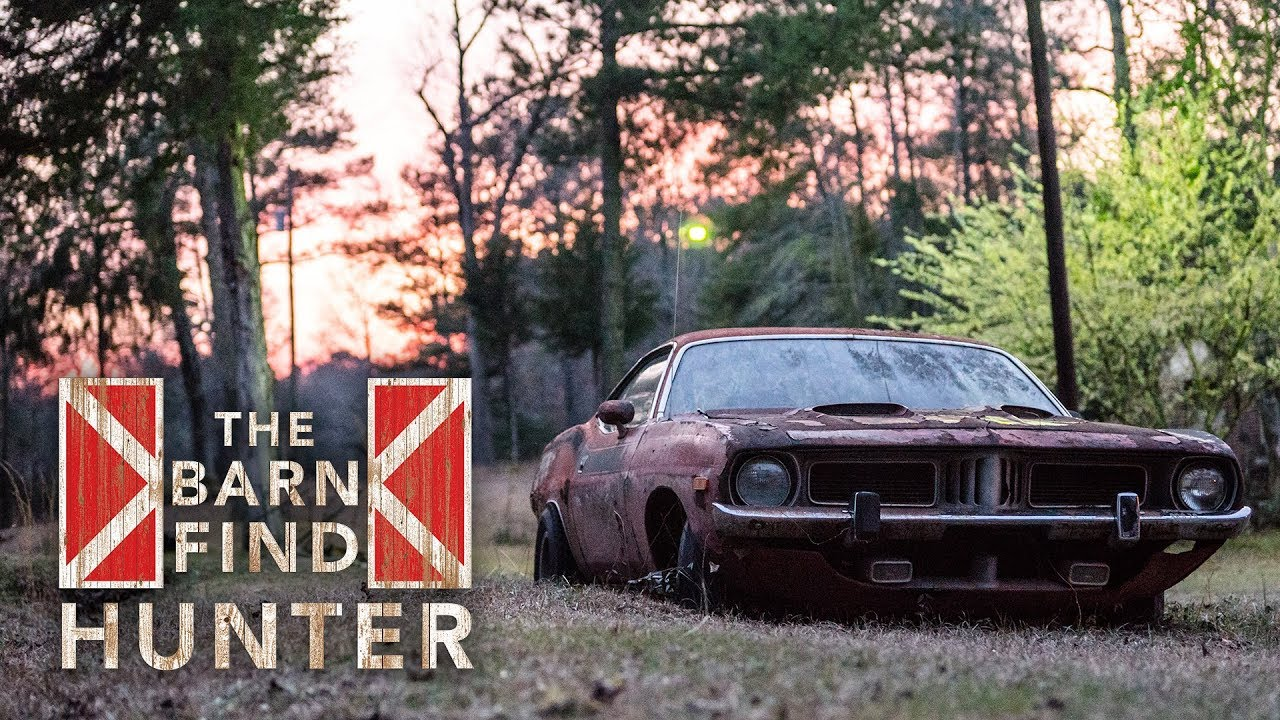 Barn Find Hunter: South Carolina