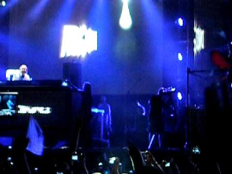 David Guetta on Global Gathering Freedom Festival 2009