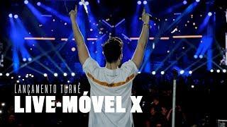 Luan Santana -  Live Móvel X  (Lançamento da turnê)